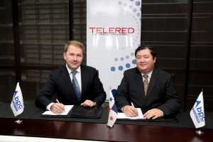 Telered Contract Signing